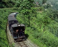 Reaching Mussoorie by Rail